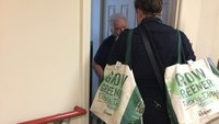 Photo of the Week: Pa. EMS providers deliver groceries to seniors