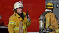 A week in the life of a fire chief: 'It's lonely at the top'