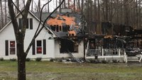 Community rallies behind Ga. firefighter who lost home after lightning strike