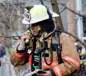 More often than not these days, radio on the firegroundis much more disciplined and purpose-driven than ever before.
