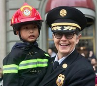 Historic selection for San Francisco's next fire chief