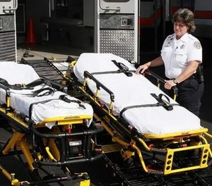 EMS providers are increasingly challenged to provide care for bariatric patients, and a comprehensive approach is necessary to avoid harming patients or the providers.