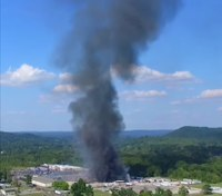 30 FFs treated for heat exhaustion at Ala. warehouse fire