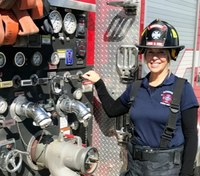 Tackling gender inequality in fire, EMS