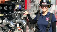 Mass. female firefighter-paramedic commands incident, makes history
