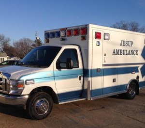 Jesup Ambulance Service (JAS) is looking to recruit more volunteers after the number of EMTs available to serve the area of about 3,000 people dropped to five. (Photo/Jesup Ambulance Service)