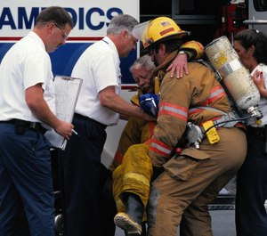 Learn best practices for preventing major fiscal and physical impacts of firefighter injuries in the Lexipol webinar scheduled for 1 p.m. EST on March 26. (Photo/Lexipol)