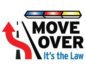 Every state now has move over laws on their books, generally requiring drivers to give a one-lane buffer to stopped emergency vehicles.
