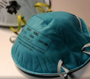 Many of our agencies are understocked with some of the critical pieces of PPE such as N95 respirators and the supply lines to get deliveries of them now have slowed down if not dried up completely.