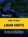How to buy LIDAR Units (eBook)