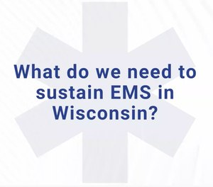 On Apr. 15, 2020, the Professional Ambulance Association of Wisconsin, Wisconsin EMS Association, Professional Fire Fighters of Wisconsin, and Wisconsin State Fire Chiefs Association conducted an online press conference to discuss the mobile healthcare situation in Wisconsin. (Photo/Screengrab)