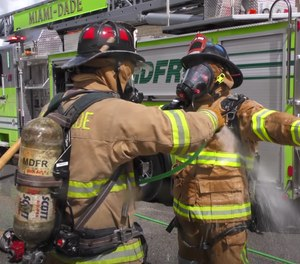 In today's firefighter PPE world, the fire service seeks a balance between protective qualities (heat insulation, physical hazard resistance, and contaminant exposure) and its impact on the firefighter (thermal burden, mobility, and overall ergonomics).