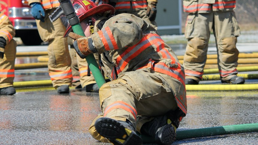 """Is your firefighter """"unable""""? Put them into situations in which they must perform. Can they do it? If they are unable to do it, you have to examine the root cause of their inability. Once uncovered, you should make every effort to see if they can overcome their lack of ability."""