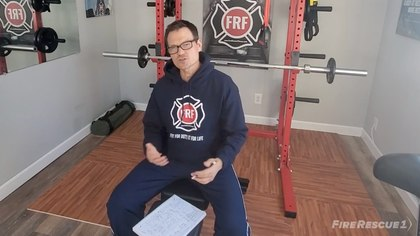 5 steps to firefighter fitness in the new year