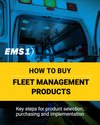 How to buy fleet management products (eBook)