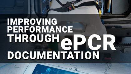 Improving performance through ePCR documentation (eBook)