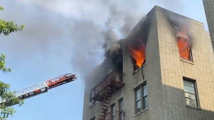 Move the nozzle: Aggressive fire attack is deliberate, fast and controlled