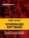 How to buy scheduling software