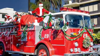 Tips for helping first responders' families adjust to the holidays