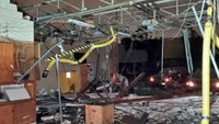 Dallas fire station significantly damaged by severe storms