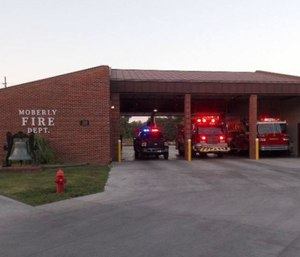 The city and the fire department will work together over the next several months to develop a priority list for both stations. (Photo/Moberly Fire Department Facebook)