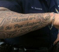 Policing Matters Podcast: Should cops be allowed to have tattoos?