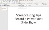 Perfecting your EMS screencasts