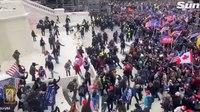 Responders describe chaotic scene in DCFEMS film of Jan. 6 insurrection