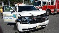 Va. EMS vehicle involved in fatal crash