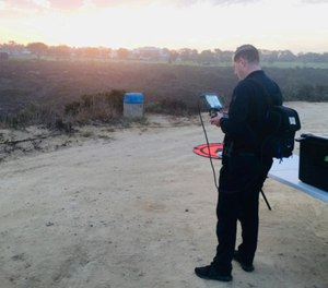 With the Dejero EnGo mobile transmitter leveraging multiple networks simultaneously to send high-definition tactical video in real-time, the SDPD drone pilot could move freely along the entire golf course with uninterrupted connectivity
