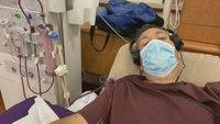 Former Kan. EMT seeks kidney donor