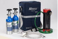 Indiana fire dept. using Nitronox to treat pain