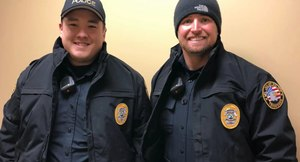 Mt. Juliet PD received 75 custom winter coats embossed with the department's patch.