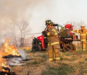The company is also providing a combination fire and rescue package.