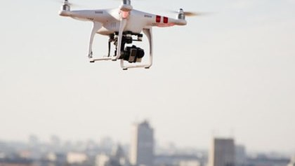 How drones can aid fire service response