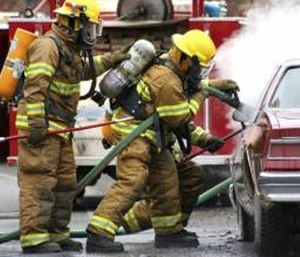 There's something indescribable about being a first responder, or so many of us wouldn't do it long after we know we should have stopped. (Photo/Bureau of Labor Statistics)
