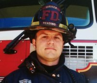 Firefighter-EMT dies in motorcycle crash while driving to work