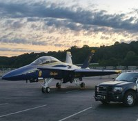 Photo of the Week: Blue Angel