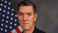 Calif. assistant chief dies after collapsing at department building