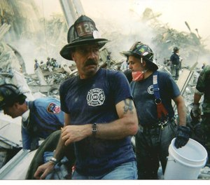 After 20 years of service, William G. Denis (aka Billy Bingo) retired on Sept. 6, 2001 – five days before the 9/11 attacks – but still went to Ground Zero to help with search efforts.