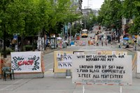 Businesses sue Seattle over 'occupied' protest zone