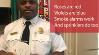 Photo of the Week: Seattle fire chief shares Valentine's Day message