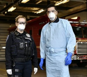 Both the Seattle Police Department and Seattle Fire Department have used social media to communicate about PPE to the public.