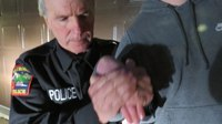 Defensive tactics training: Enhancing front compliance for a person who is 'feeling no pain'