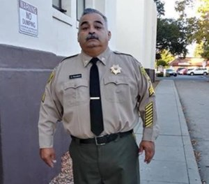 Polanco was first hired in July 1987 as a correctional officer and retired from a disability in May 2005. (Photo/California Department of Corrections and Rehabilitation)