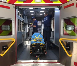 Despite the fact that we typically work with only one other partner, EMS is a strong family. (Photo/City of Tempe, Ariz.)