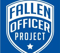 College students' fallen officer project stands through the pandemic