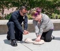 EMS From a Distance: Citizen medics