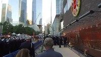 Video: Frank Siller completes 500-mile 'Never Forget Walk' on Sept. 11