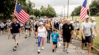 The 'Never Forget Walk': Honoring my brother's final journey – and all our fallen heroes